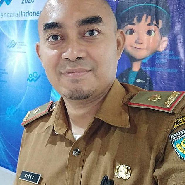 Ricky Adha Saputra, S.IP.,M.M | Penata Tk.I  (III/d) NIP.198309172010011014